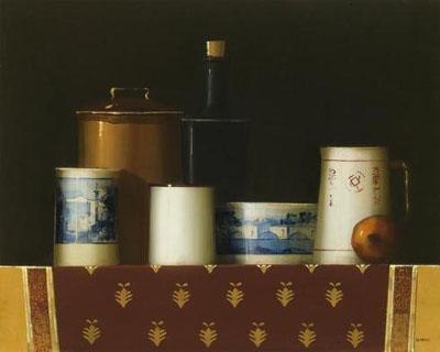Still Life by Martin Mooney