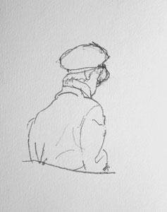 cafe sketch 22