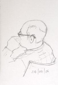 cafe sketch 65