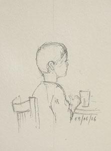 cafe sketch 80