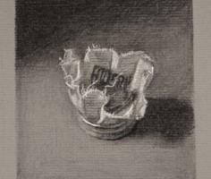 Violin Rosin – Still life Drawing Number Thirty-three
