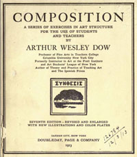 Frontspiece of Composition by Dow