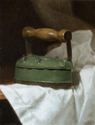 Old Iron, colour study