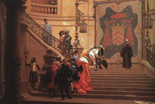 Jean-Leon Gerome: L'Eminence Grise