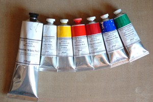 New Paint – Michael Harding's Oils