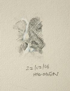 Nose drawing number nine
