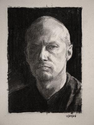 Self Portrait - 18th September 2006