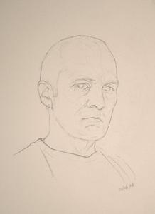 Self Portrait - 20th April 2006