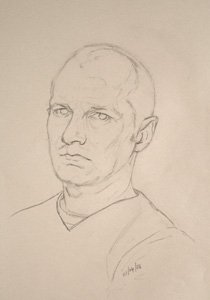 Self Portrait - 21st April 2006