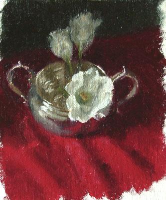 sugar bowl - second sketch