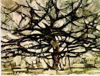 Mondrian tree.