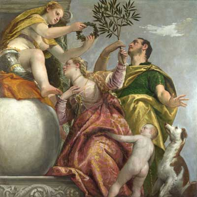 Veronese (1528 - 1588): Happy Union