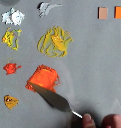 Mixing Paint Colours With Oils Three Simple Steps To Mix Any Colour