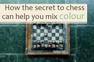 How The Secret to Chess can Help You Mix Colour
