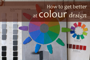 How to get better at colour design