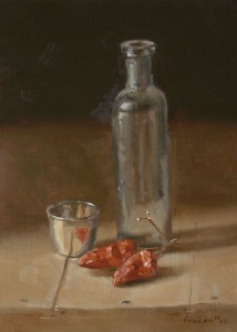 Still Life with Dried Capsicums