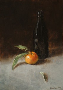 Clementine and Bottle
