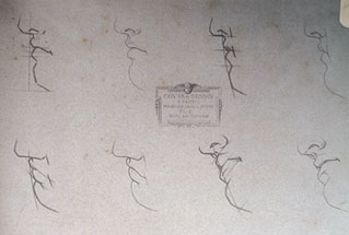 Bargue Drawings - plate 2