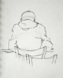 cafe sketch 1