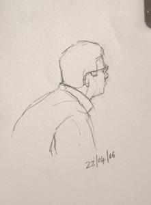 cafe sketch 61