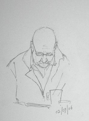 cafe sketch 98