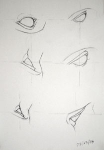 Clytie's eye