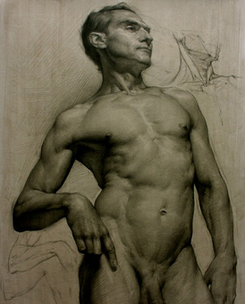 Colleen Barry Figure Drawing