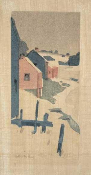 Arthur Wesley Dow Print