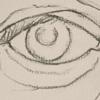 Eye drawing fourteen