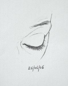 Eye drawing number nineteen