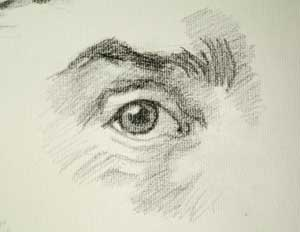Eye drawing number two
