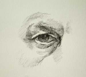 Eye drawing number four