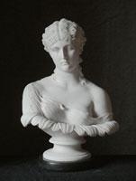 Reconstituted marble cast