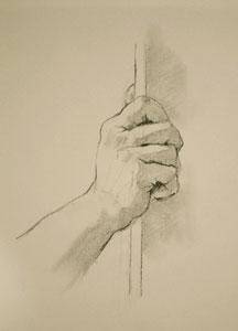 Hand drawing number twelve