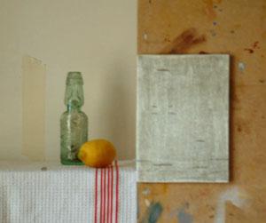 Lemon and Bottle set up