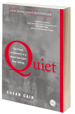 Quiet, by Susan Cain