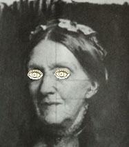 sargent portrait with superimposed symbolic eyes.