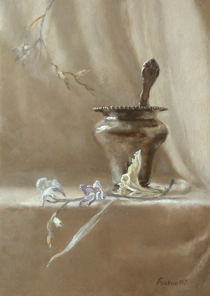 silver-vase-painting