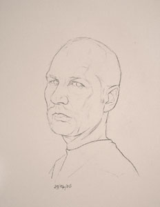 Self Portrait - 29th April 2006