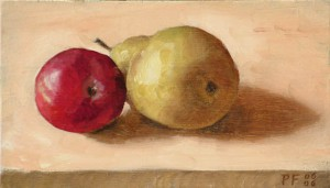 Plum and Pear