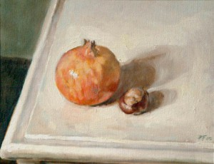 Pomegranate and Conker